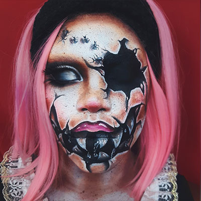 #31 Days of Mehron Halloween daily winner