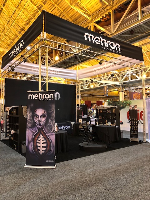 Ghoulish Looks From The Halloween Party Expo Mehron Inc