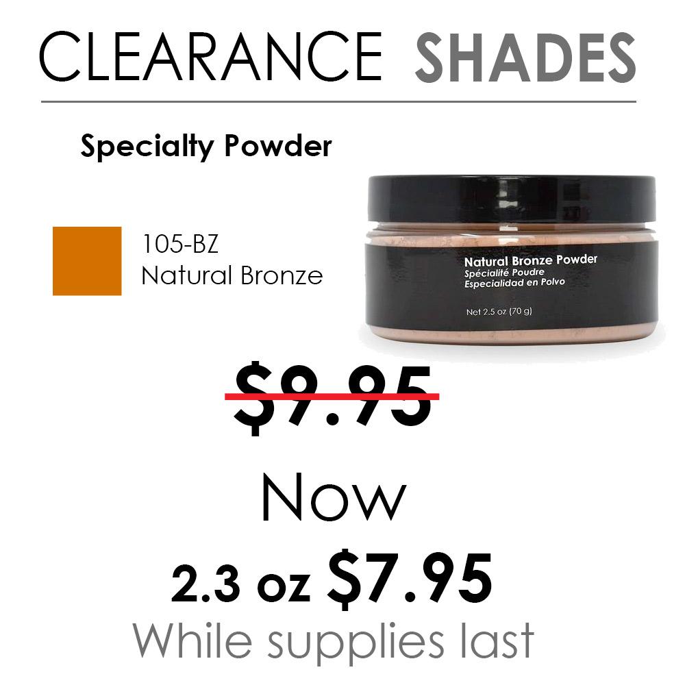 Natural Bronze Sale