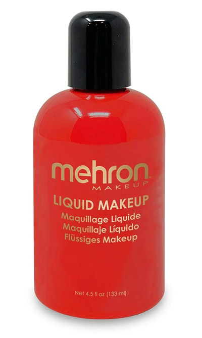 Liquid Makeup for Valentines Day